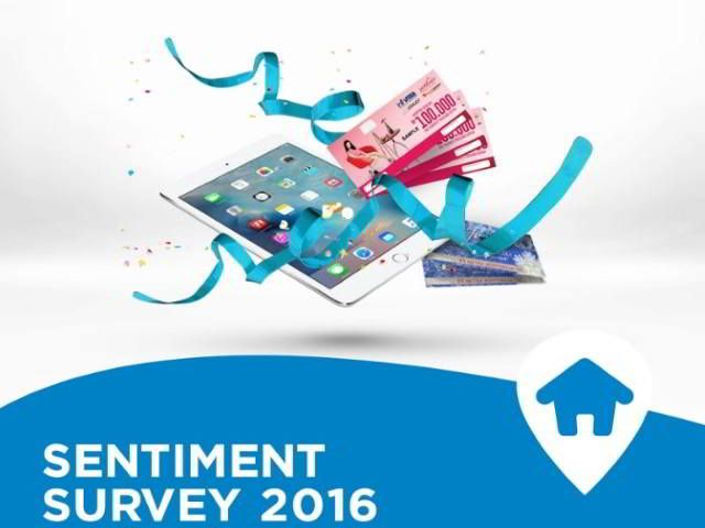 Sentiment Survey 2016 Berhadiah iPad Mini Cellular 32GB - Hai sobat Mister Kuis! Kali ini Mister ingin berbagi kabar gembira nih. Ada survey berhadiah iPad