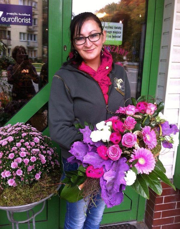 Czekamy na Twoje CV & portfolio: kaja.kwiaciarnia@wp.pl www.kaja.lebork.pl