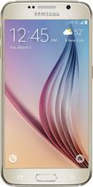 Samsung - Galaxy S6 With 32gb Memory Cell Phone - Gold (sprint) | 99.0% desligar