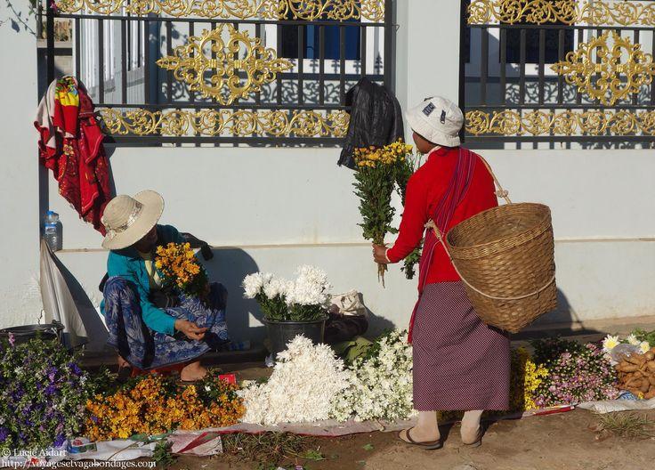 """Partir à la découverte de la Birmanie ! """"Voyager en Birmanie en 2015"""" Article du blog """"Voyages et vagabondages"""""""