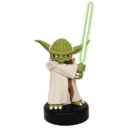 Star Wars Yoda Talking USB Desk Protector  :