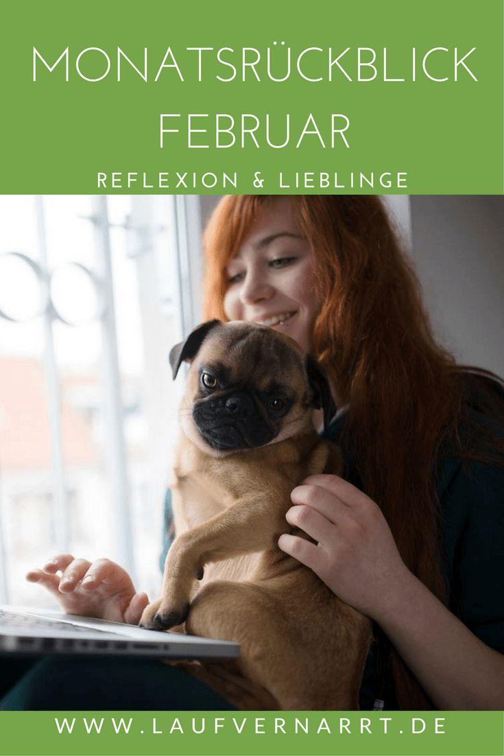 Monatsrückblick Februar - Reflexion & Lieblinge - Laufvernarrt