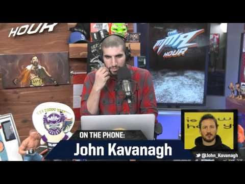 MMAFightingonSBN: John Kavanagh: 'Exhaustion' and 'Inefficiency' Biggest Factors in Conor McGregor's Loss