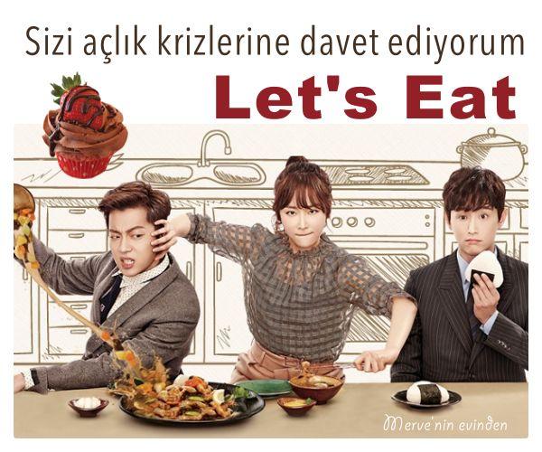 Let's Eat dizisi ve açlık hissi #letseat #kore #korean #koreyemekleri