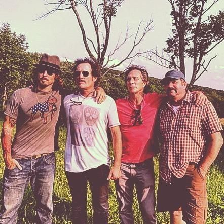 William poses w/Johnny Depp. Kim Coates and another dude. No official info ~Laurie~ (FB find)