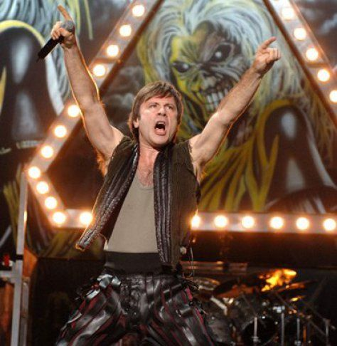"Iron Maiden lead singer Bruce Dickinson said: ""… we've referred to things like the tarot and ideas of people like Aleister Crowley"" (Circus, Aug. 31, 1984). Their song ""The Number of the Beast"" said, ""666, the number of the beast/ 666, the one for you and me."" Crowley was called the Beast."