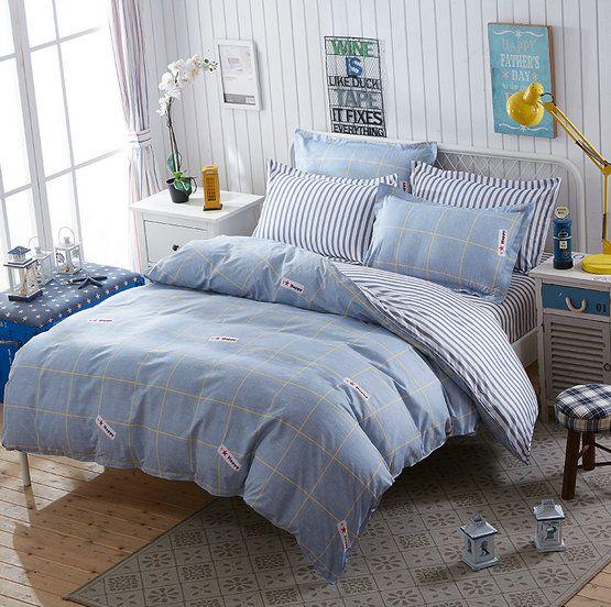 Sivé posteľné obliečky z mikrovlákna