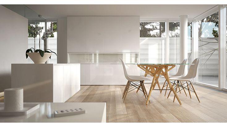 jantar com cadeira Eames Eiffel  | Home & Móveis > Cadeiras > Cadeira Eiffel