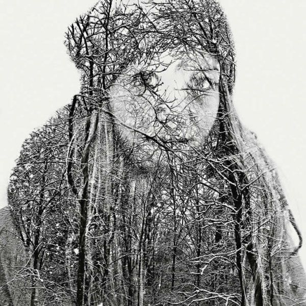 Finnish Photographer's Experiments with Multiple Exposures Result in Fantastical Portraits. By Christoffer Relander.: Double Exposure, Multiplication Exposure, Schools Photography, Exposure Portraits, Graphics Design, Contemporary Art, Digital Photography, Design Blog, Christoff Reland