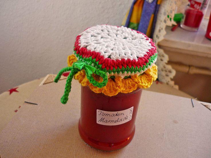 Tomatenmarmelade, ein raffiniertes Rezept aus der Kategorie Sommer. Bewertungen: 12. Durchschnitt: Ø 3,9.