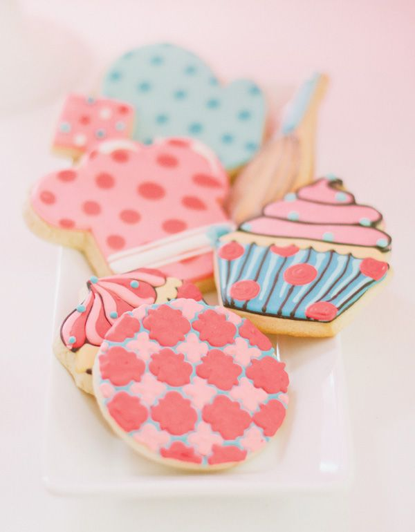 Christmas Cookie Baking Party Ideas Part - 42: Cupcake-baking-party-cookies