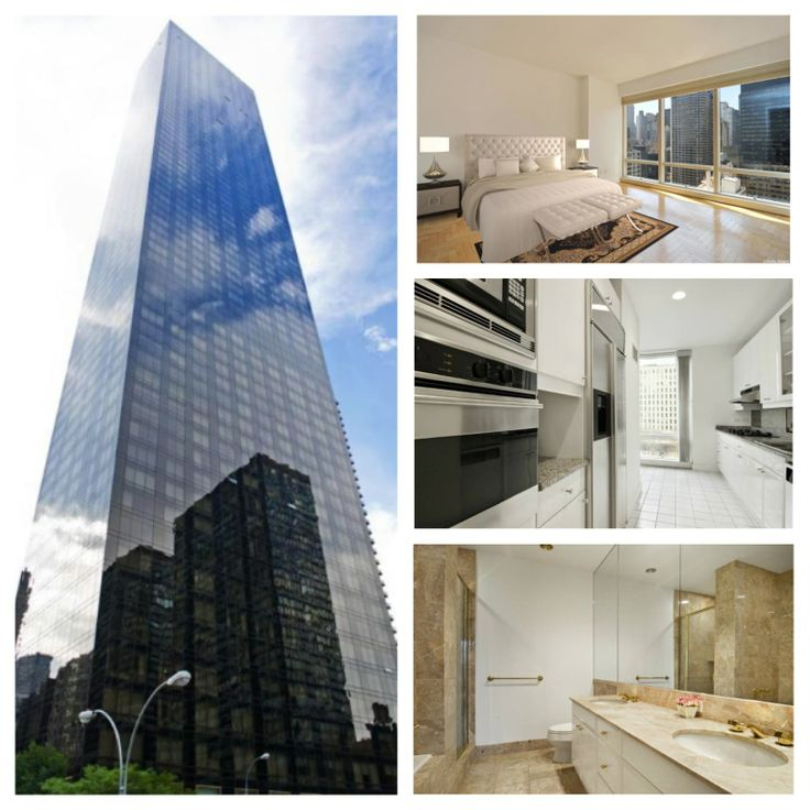 The Trump World Tower #Buildingoftheday Is A Post War, Mid Rise Building,  Located In Midtown Manhattan And Offers Apartments Spread Across 72 Floors,  ...