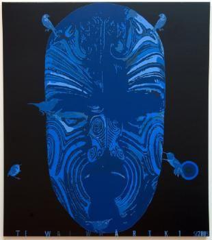 Shane Cotton - Te Waiwhariki