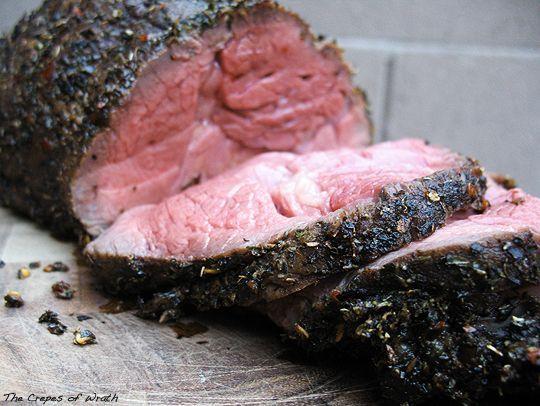 Easy Roast Beef.