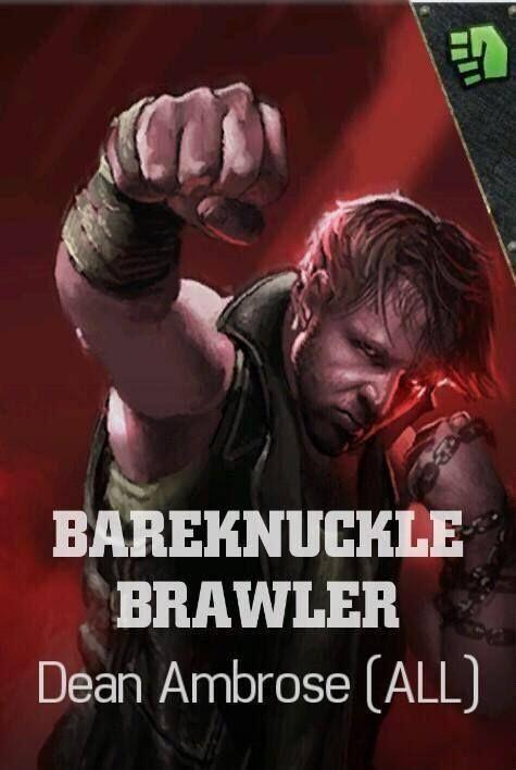 Dean Ambrose en WWE 2k15