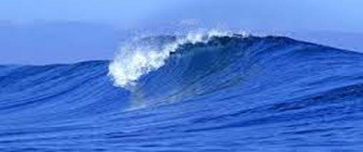 BMKG Pangkalpinang ; Gelombang Laut di Membalong & Toboali Capai 2 Meter Lebih