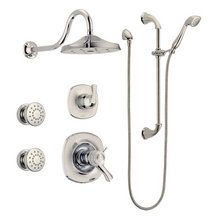 High Quality View The Delta Addison TempAssure Shower Package With Shower Head, Diverter  Trim, Slide Bar