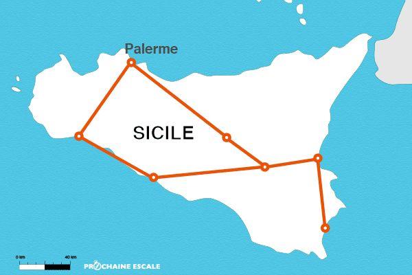 Prochaine-escale.com - Autotour 4* en liberte en Sicile