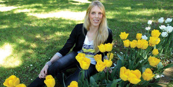 """Christina Bauer: """"Sarı Melek olmaktan gurur duyuyorum"""""""