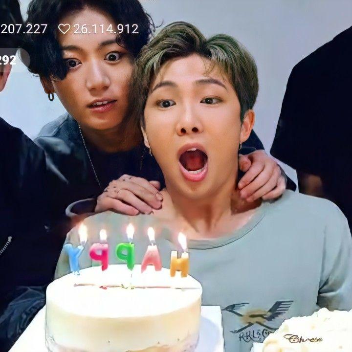 Pin By Rose Granade On Bts Bts Birthdays Birthday Bts Jungkook