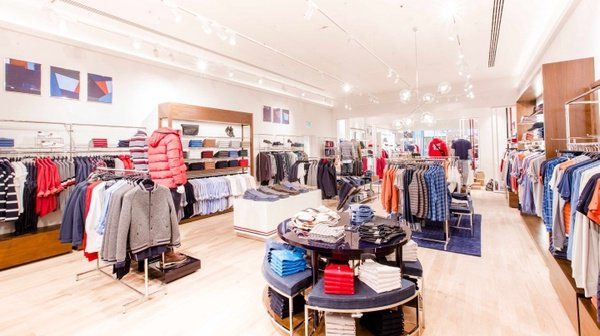 New Tommy Hilfiger Sportswear concept by rpa:group, Oxford  - UK