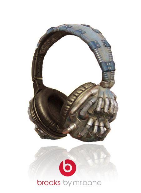 Bane headphone