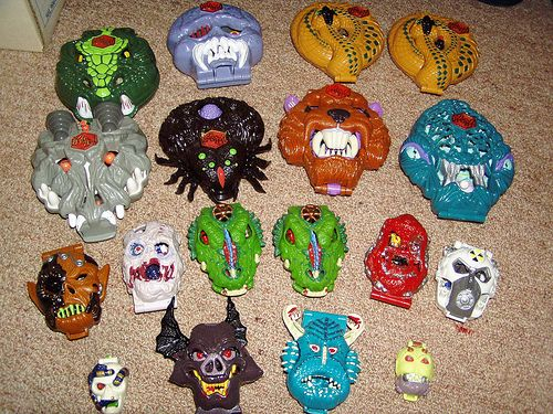 Wow, I had one of these... can't really remember which one though. Maybe the snake ?