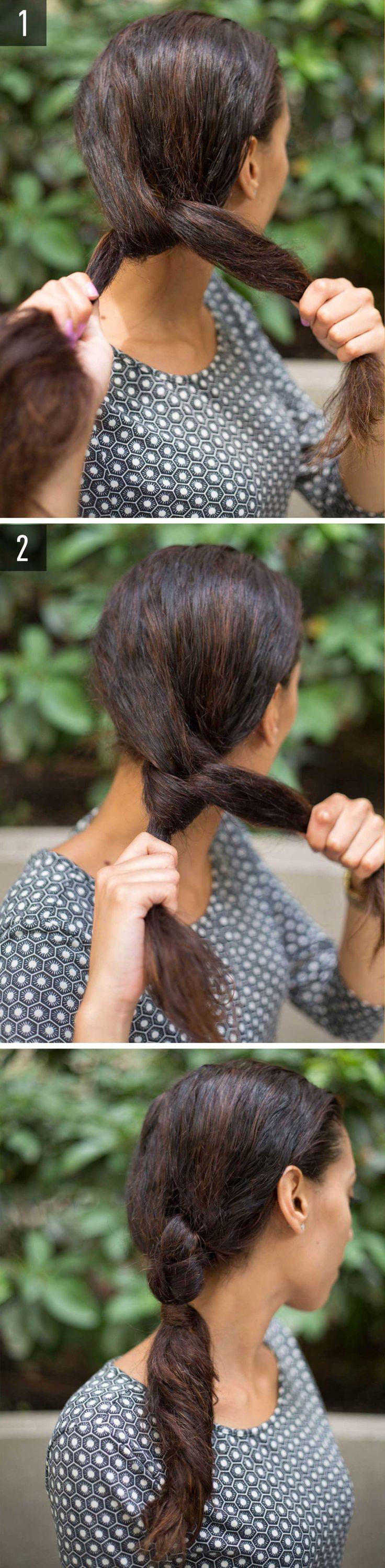 15 pettinature per capelli lunghi facili e risolutive per le vacanze