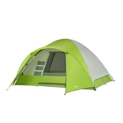 Wenzel Portico 8 Person Tent - 7362516, Durable