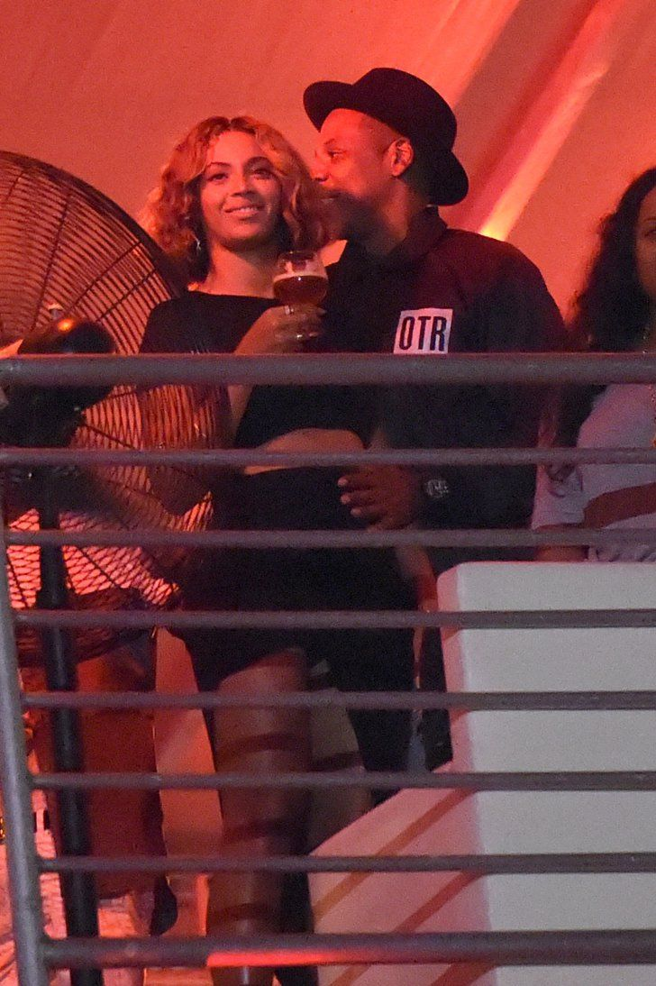 Pin for Later: Beyoncé and Jay Z's Labor Day PDA Puts an End to Any Divorce Rumours