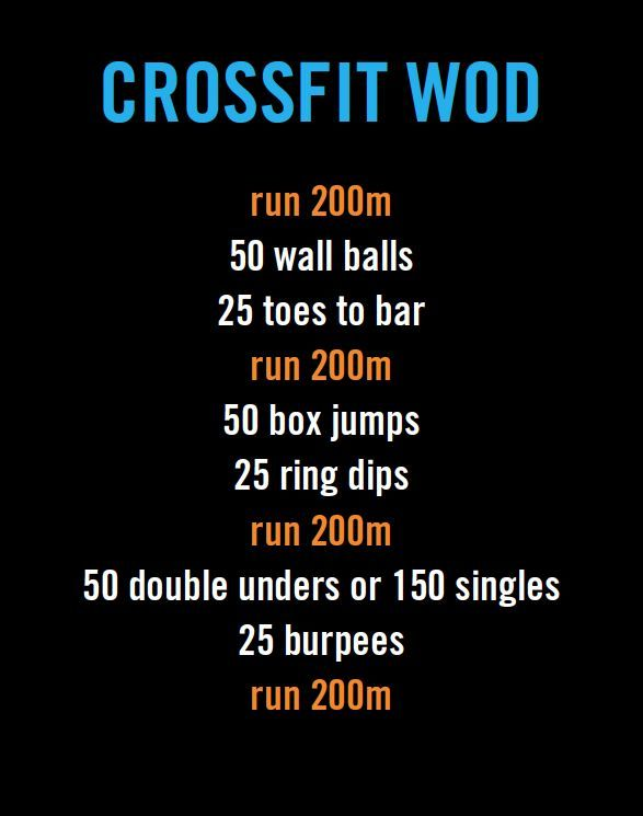 716 best CrossFit-Inspired Workouts images on Pinterest ...