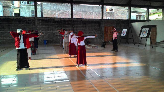 Orbit Jogja Archery Club 1
