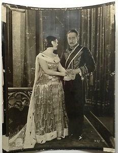 Pola Negri (Forbidden Paradise, 1924)