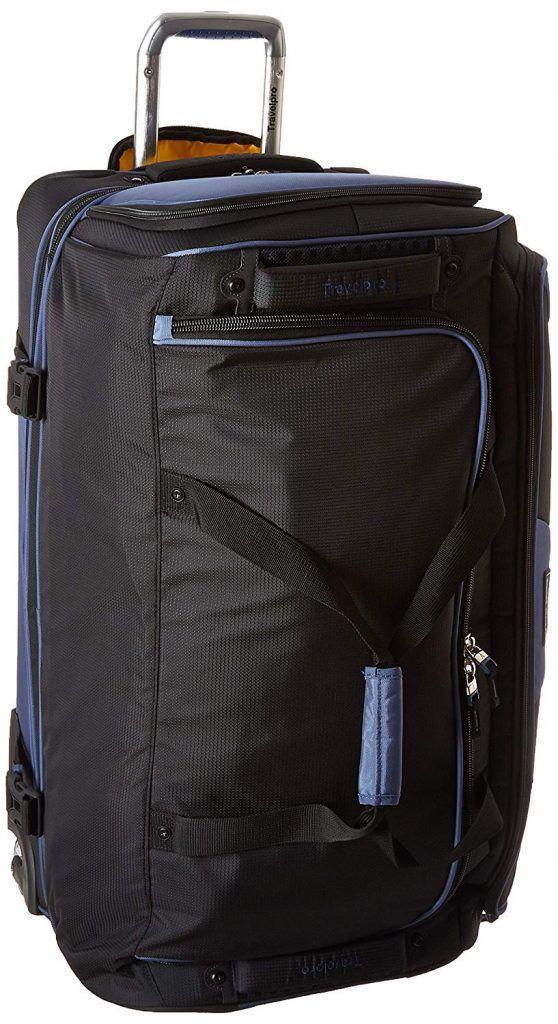 d5ea79363b Travelpro Tpro One Size Rolling Duffel Bag