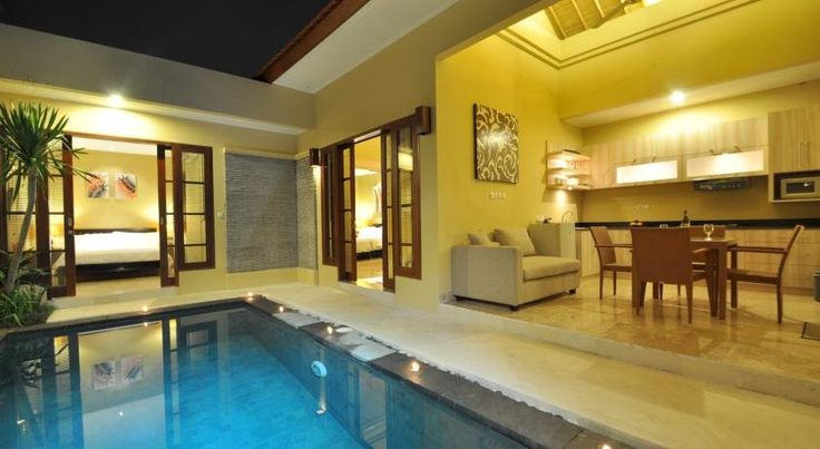 The Jas Villas centrally located at the heart of Seminyak Bali, this villa design to make your holiday unforgettable, local attraction walk distance to restaurant, boutique and art gallery, perfect place to stay for a short holiday.    http://www.zocko.com/z/JGxCM