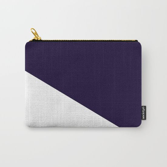 Night Sky Carry-All Pouch by Bravely Optimistic | Society6