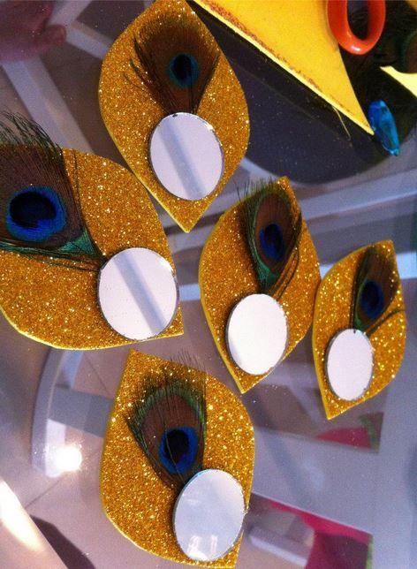 Aarti ki Thali for Janmashtami Decoration Ideas