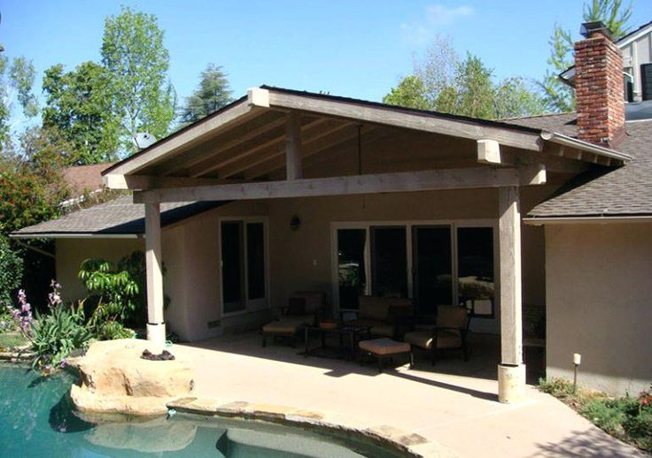 Image result for adding gable to existing roof (With
