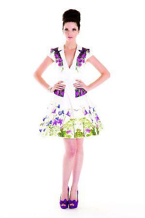 Mackenzie Mode Spring Fling Dress