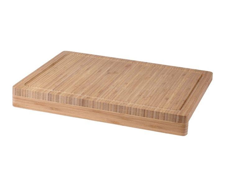 Bambuträ, skärbräda 45*35cm