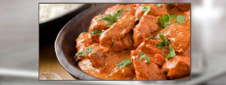 Butter chicken – indisk smørkylling