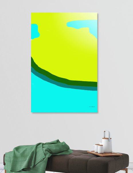 Discover «room835», Limited Edition Aluminum Print by Nonita Papadopoulou - From $65 - Curioos