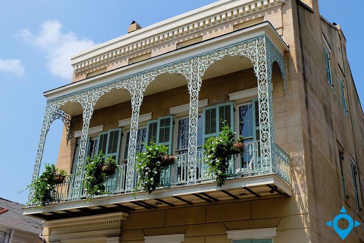 La Nouvelle Orléans // New Orleans http://www.trip-usa-canada.com/visiter-la-nouvelle-orleans-vieux-carre/