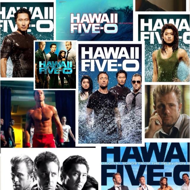 Hawaii five-o!!