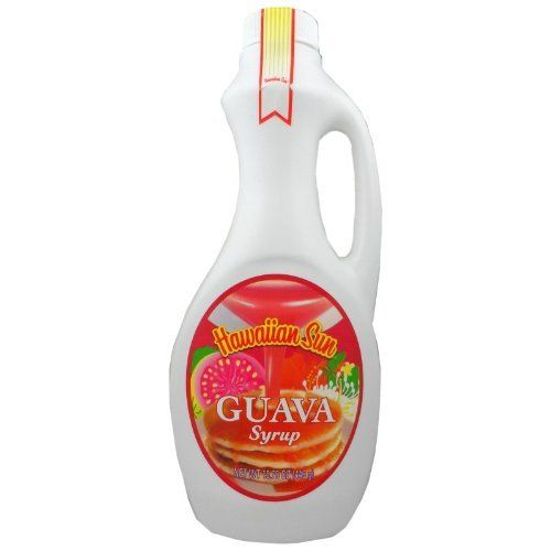Hawaiian Sun Guava Fruit Syrup From Hawaii *** Continue to the product at the image link. (This is an affiliate link and I receive a commission for the sales)