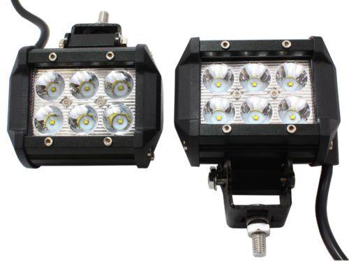 45 best off road led lights images on pinterest led light bars tms led xt 18w30d k 18w 1260lm cree spot led work light bar aloadofball Image collections