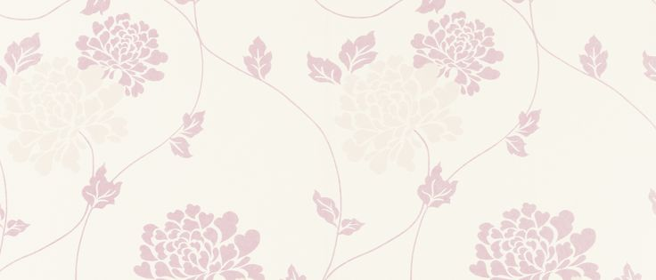 Isodore Peony Floral Wallpaper at Laura Ashley