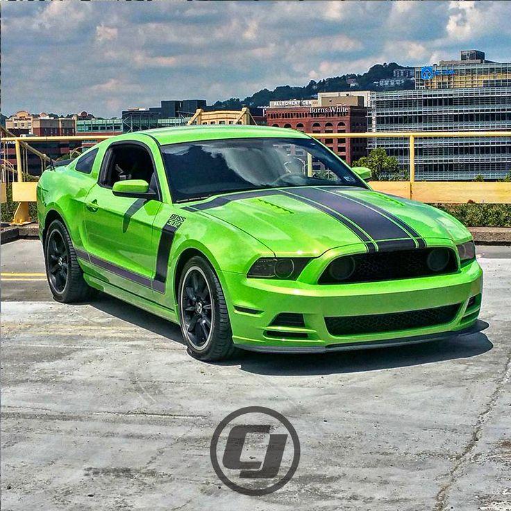 25+ Best Ideas About Green Mustang On Pinterest