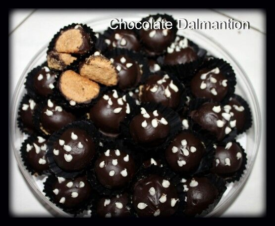 Chocolate dalmantion