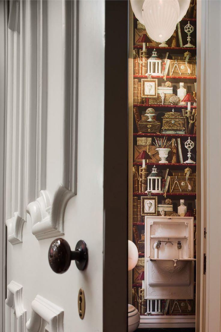Interior designers in charleston sc - Charleston Powder Room Slc Interiors